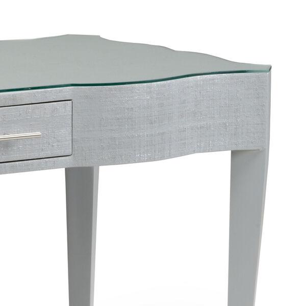 Gray 58-Inch Harlee Desk, image 2