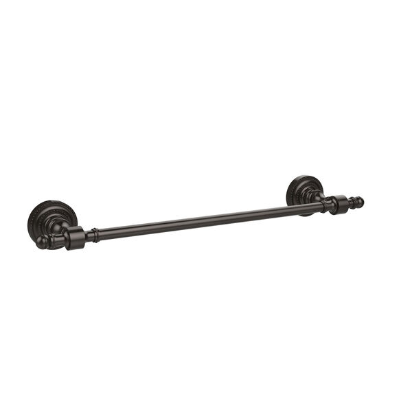 Oil Rubbed Bronze 30-Inch Towel Bar, image 1