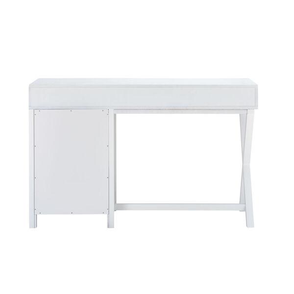 Max White Gold Desk, image 5