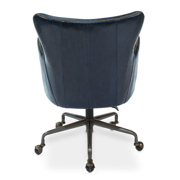 Blue Nevill Office Chair, image 5