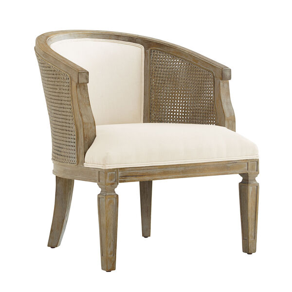 Navaeh Gray Wash Chair, image 4