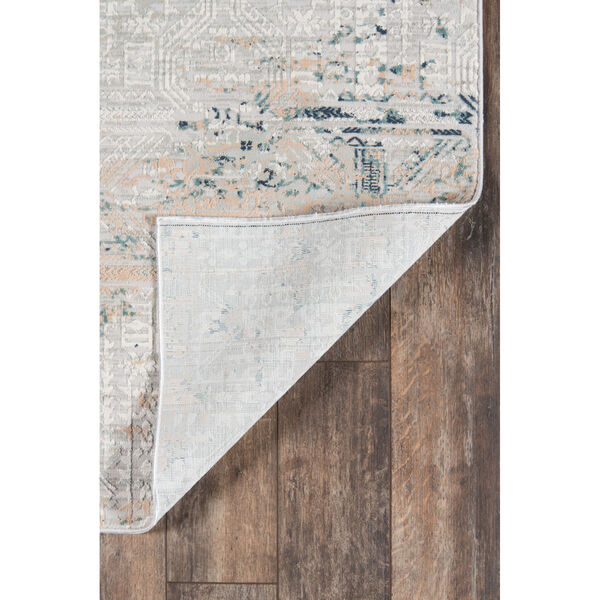 Genevieve Silver Rectangular: 1 Ft. 10 In. x 2 Ft. 10 In. Rug, image 6