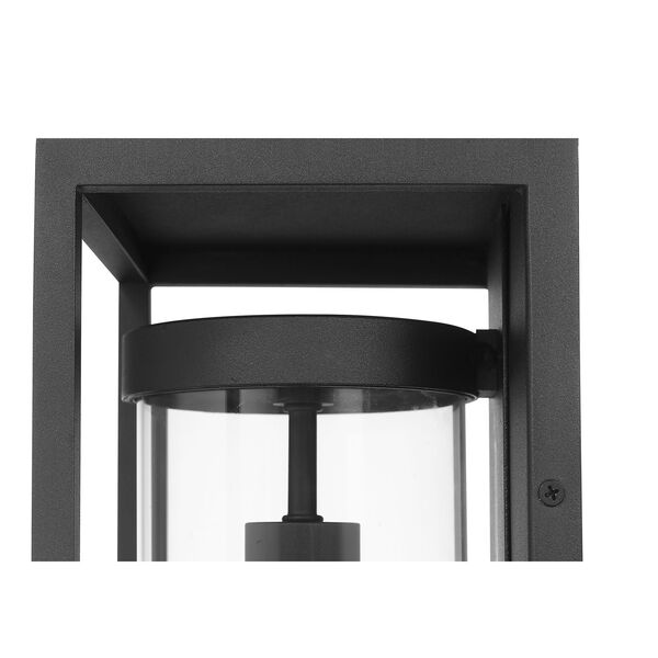 Dunbroch Black 13-Inch One-Light Outdoor Wall Sconce, image 6
