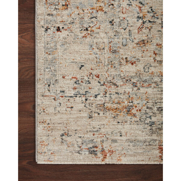 Axel Silver and Spice 6 Ft. 7 In. x 9 Ft. 10 In. Area Rug, image 4