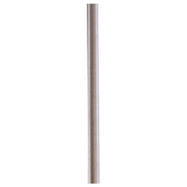 Brushed Steel 72-Inch Downrod, image 1