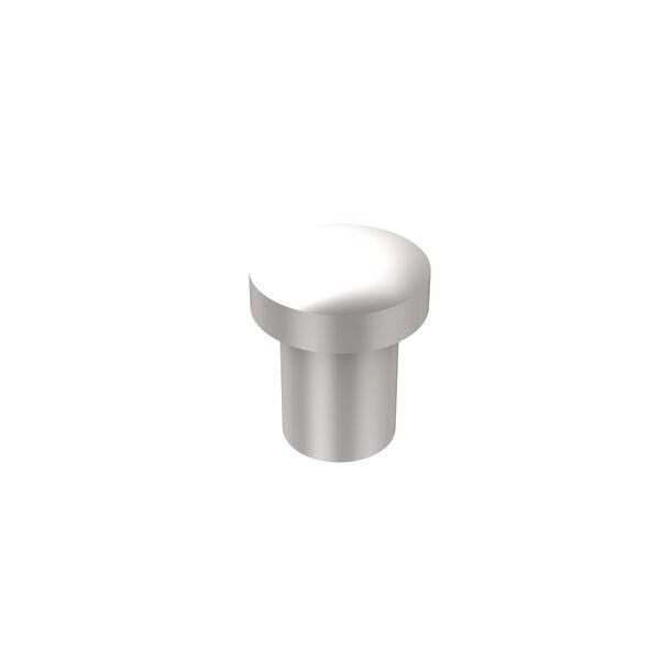 Style 105 Satin Chrome Designer Cabinet Knob, image 1