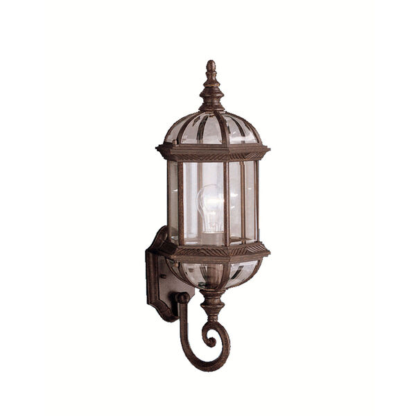 New Street Tannery Bronze Large Outdoor Wall Mount, image 1
