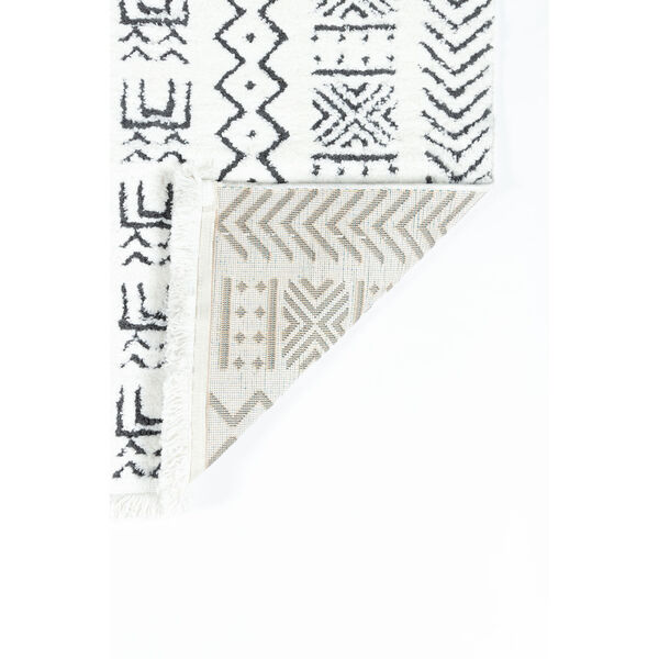 Ferris Cali Ivory Rectangular: 7 Ft. 6 In. x 9 Ft. 6 In. Rug, image 6