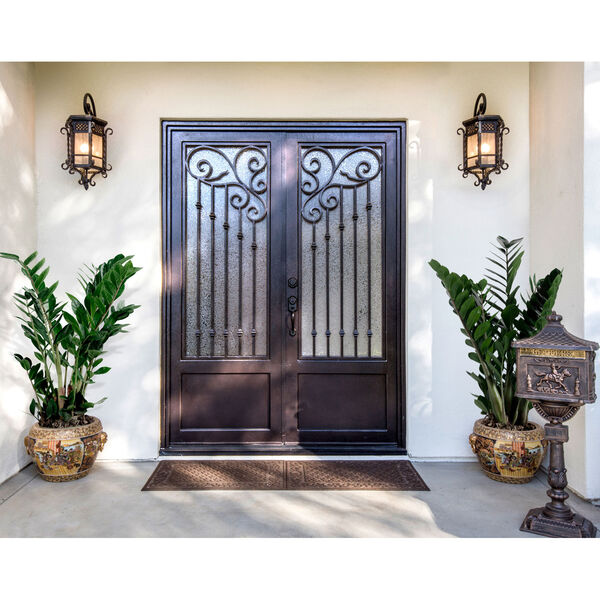 Scottsdale Large Outdoor Wall Mount, image 2