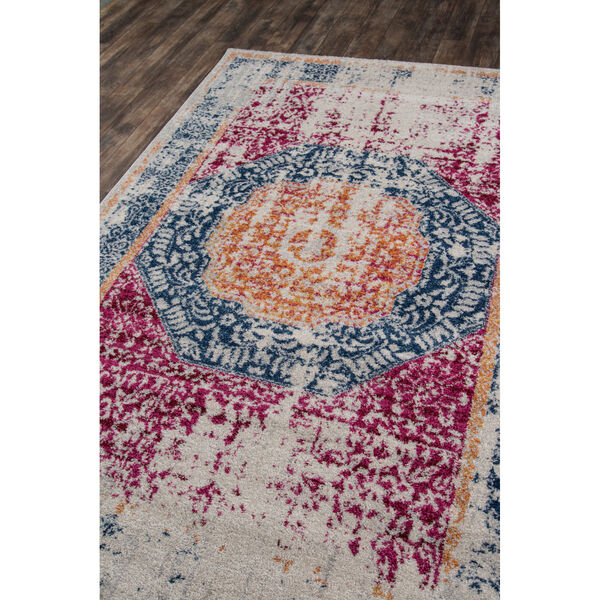 Haley Multicolor Rectangular: 9 Ft. 3 In. x 12 Ft. 6 In. Rug, image 3