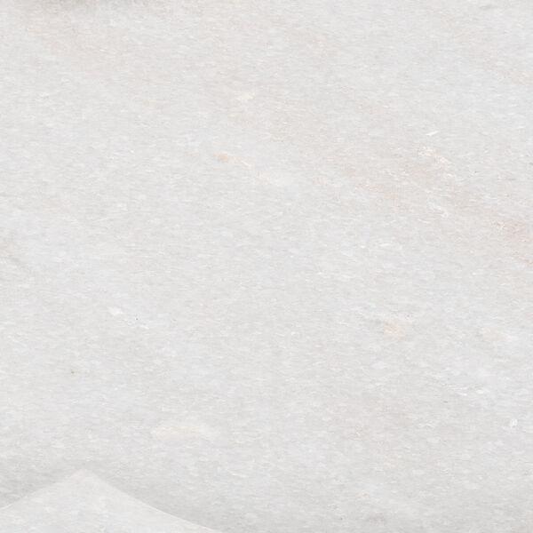 White Marble Lotus Serving Platter, image 2