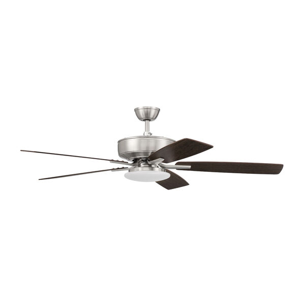 Pro Plus Brushed Polished Nickel 52-Inch LED Ceiling Fan, image 4