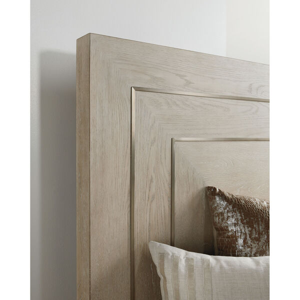 Cascade Taupe Panel Bed, image 2