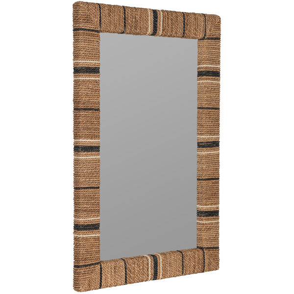 Louise Brown and Black 41-Inch x 29-Inch Wall Mirror, image 3