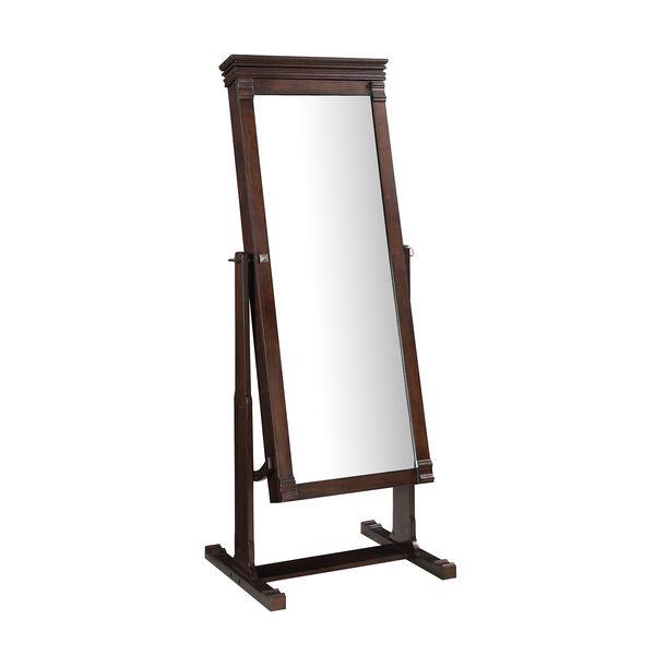 Aaron Walnut ChLandonl Mirror, image 1