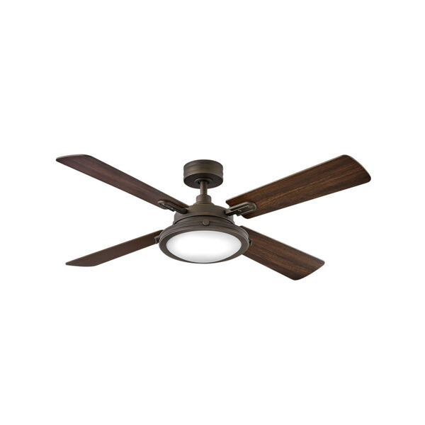 Collier 54-Inch Smart LED Ceiling Fan, image 1
