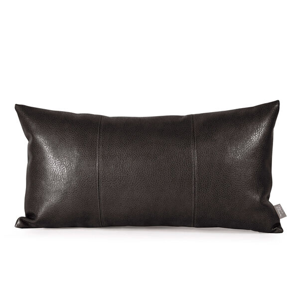 Sultry Black Kidney Pillow, image 1