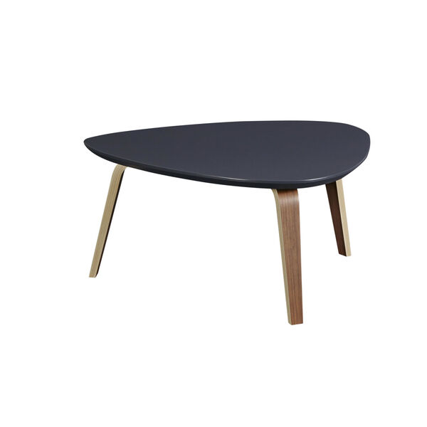 Stacey Black Medium Cocktail Table, image 1