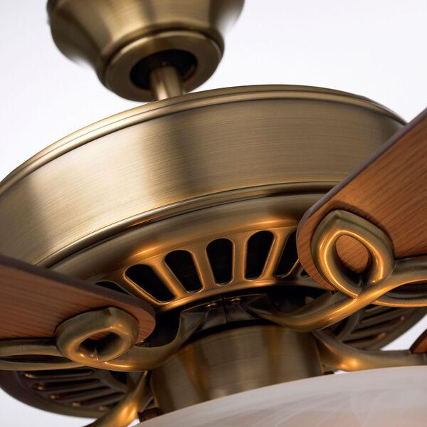 Pro Series Antique Brass 50-Inch Ceiling Fan, image 5