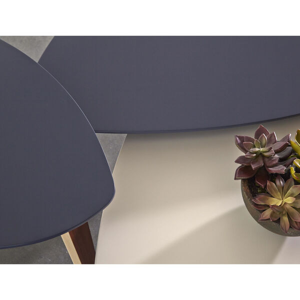 Stacey Black Medium Cocktail Table, image 3