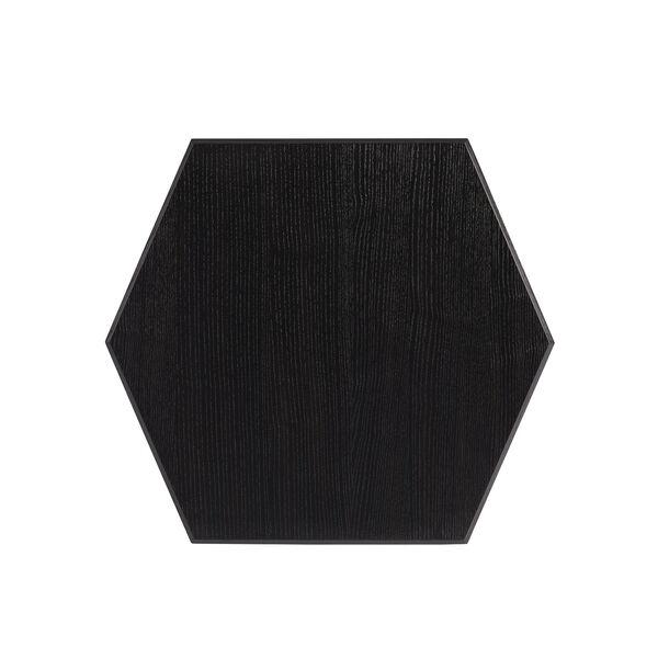 Modern Artisan Remix Brown End Table, image 3