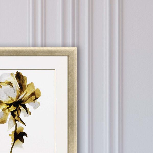 Fresh Bloom I Yellow Framed Art, image 3