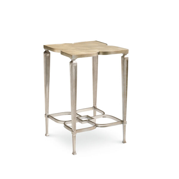 Classic Gold Lucky Charm End Table, image 1