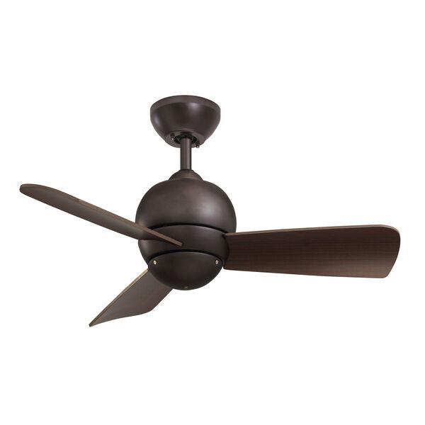 Oil Rubbed Bronze Tilo Ceiling Fan, image 1