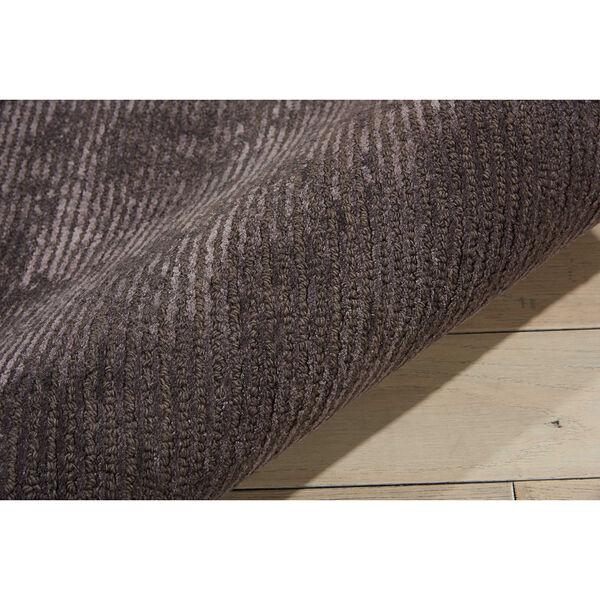 Ravine Furrow Night Shade Runner: 2 Ft. 3 In. x 7 Ft. 6 In. Rug, image 4