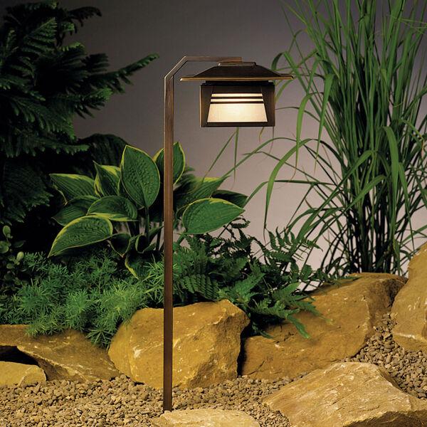 Zen Garden Olde Bronze 24-Inch One-Light Landscape Path Light, image 1