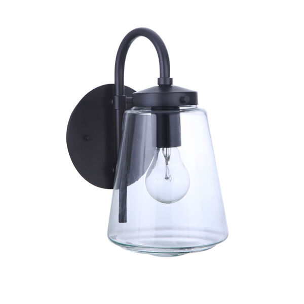 Laclede Midnight Six-Inch One-Light Outdoor Wall Sconce, image 5