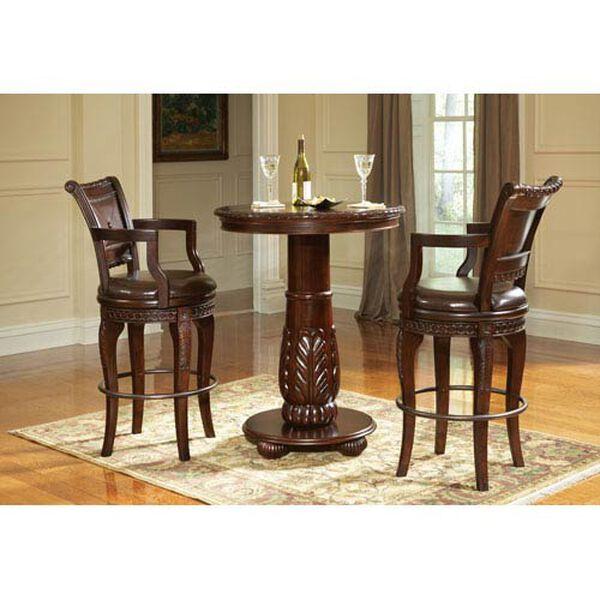 Antoinette Swivel Bar Chair, image 2