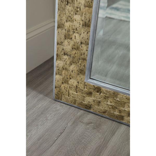 Surfrider Brown Floor Mirror, image 2