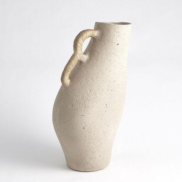Sandstone Leaning Vase, image 2