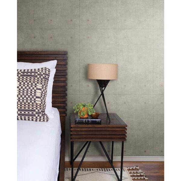 Concrete Removable Wallpaper, image 2