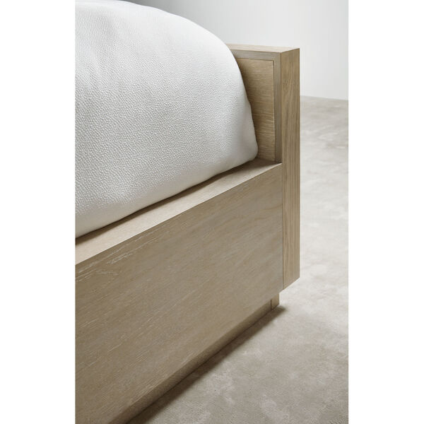 Cascade Taupe Panel Bed, image 3