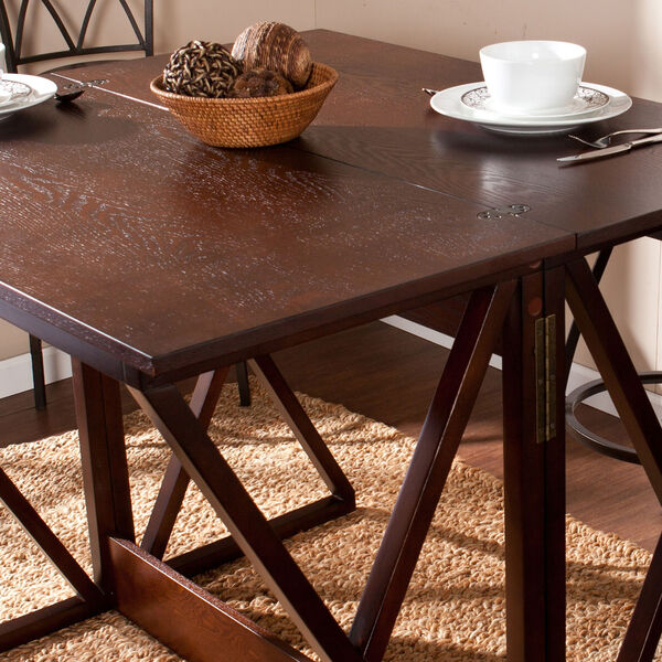 Derby Counter Height Universal Table - Espresso, image 5
