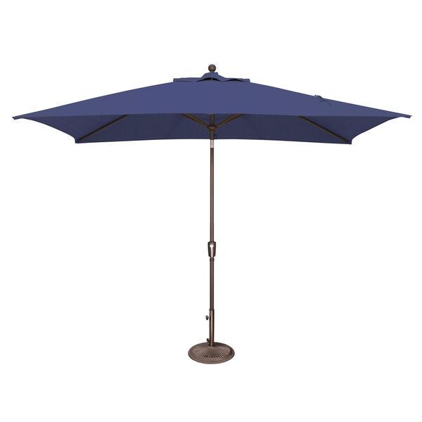 Catalina Blue Sky Market Umbrella, image 1
