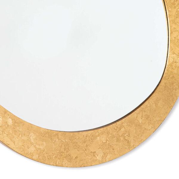 Insignia Gold Leaf Mirror, image 3