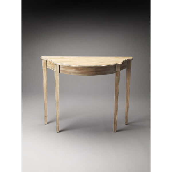 Chester Driftwood Console Table, image 1