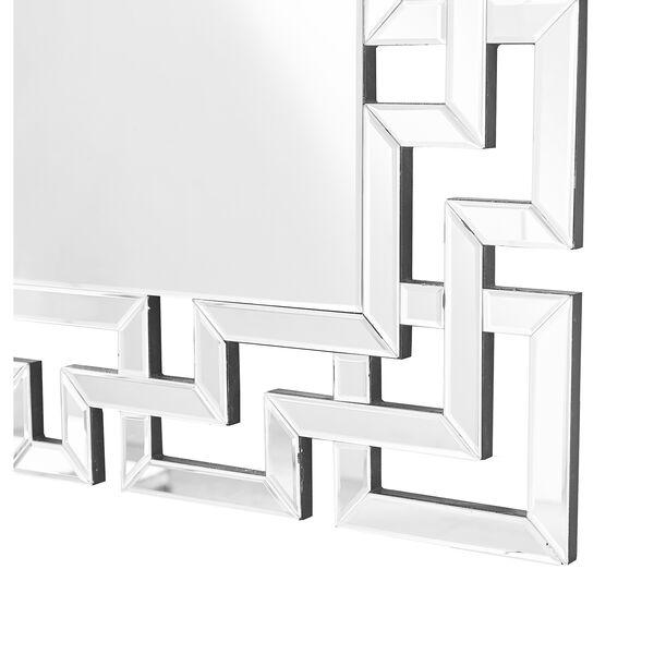 Sparkle Glass 37-Inch Mirror, image 3