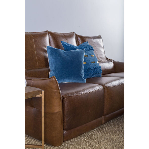 Colby Marine Blue Throw Pillow, image 4