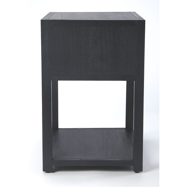Blue 26-Inch Accent End Tables, image 4