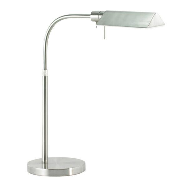 Tenda Pharmacy Nickel Adjustable Desk Lamp, image 1