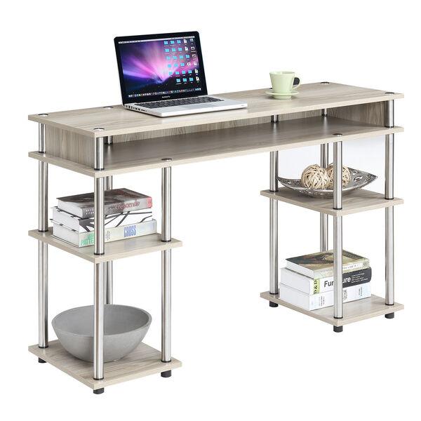 Designs2Go Soft Sand No Tools Student Desk, image 5