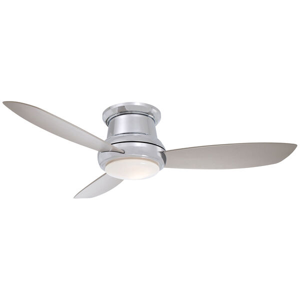Concept II Polished Nickel 44-Inch LED Ceiling Fan, image 3