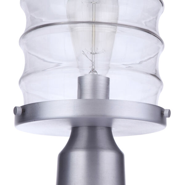 Canon Satin Aluminum One-Light Post Mount, image 6