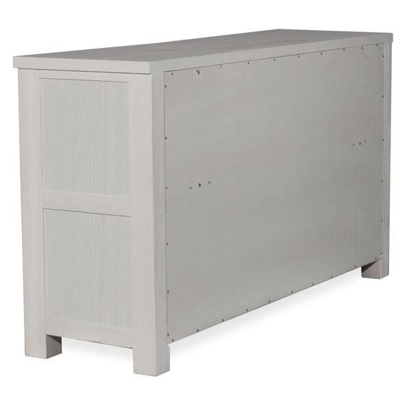 Highlands White 7 Drawer Dresser, image 5