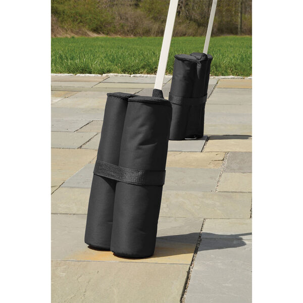 Black Canopy Anchor Bag, Pack of Four, image 2