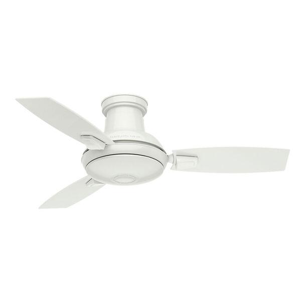 Verse Fresh White 44-Inch LED Ceiling Fan, image 3